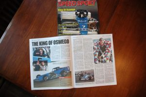 Speed Sport News feature story