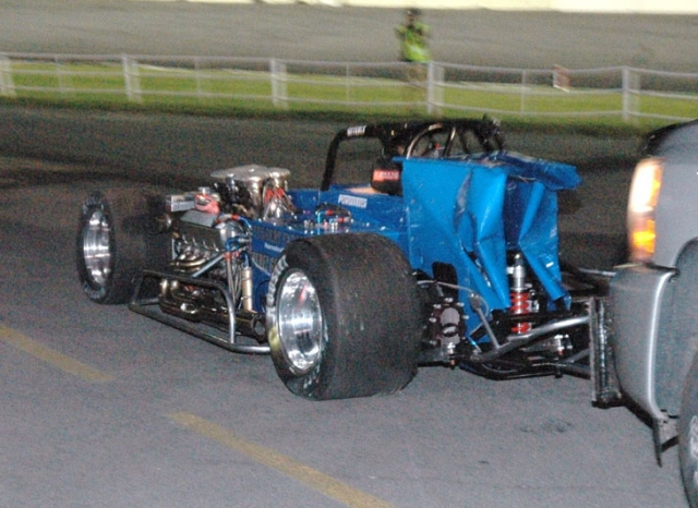 oswego speedway supermodified otto