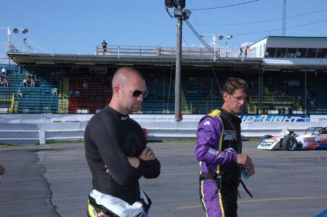 oswego speedway supermodified racing