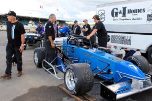 Otto Sitterly Supermodified Racing
