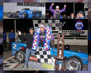 Dave Shullick Jr. (Robert J Clark photo collage)
