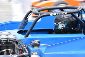 Dave Shullick Jr. aboard the Futuri Media / Nicotra Racing No. 2 (Bob Lacelle photo)