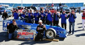 2014 Oswego track champions (Bill Taylor)