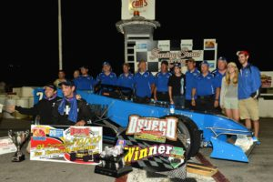 2015 Mr. Supermodified winners (Bill Taylor)